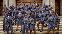 West Point makes history with largest class of black women