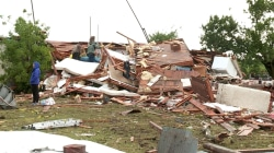 South, Midwest brace for storms after weekend of tornadoes
