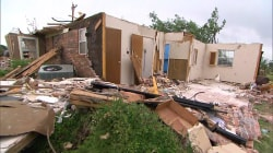 Dozens of tornadoes sweep across South, Midwest