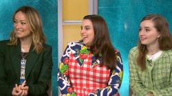 Olivia Wilde, Beanie Feldstein, Kaitlyn Dever talk 'Booksmart'