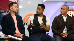 Joshua Jackson, Christopher Jackson, Blair Underwood talk 'When They See Us'