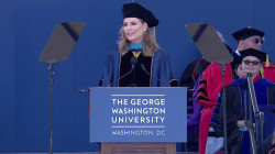 See highlights from Savannah Guthrie's GWU commencement address