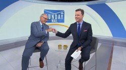 Are hot dogs or burgers better? Willie Geist answers the Sunday Mail