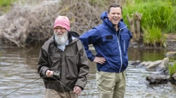 David Letterman's life after 'Late Show': Fishing, family and Costco