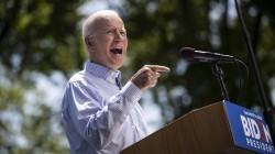 Joe Biden holds kickoff campaign rally in Philadelphia
