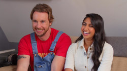 Watch Dax Shepard and Monica Padman's extended interview on 'Armchair Expert'