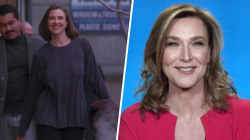 'Seinfeld' actress Brenda Strong on getting recognized as 'the braless wonder'