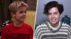 Cole Sprouse talks playing Ross' son Ben on 'Friends,' crush on Jennifer Aniston