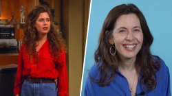 'Friends' actress Jessica Hecht talks favorite Carol-Susan-Ross scenes