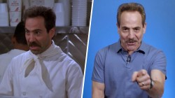 'Seinfeld' actor Larry Thomas talks funniest moments as 'Soup Nazi'