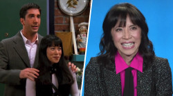 'Friends' actress Lauren Tom on reaction to Rachel-Ross-Julie love triangle