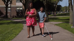 How one mom's idea to help her visually impaired son led her to launch a company