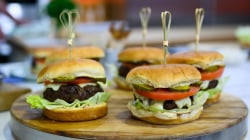 Father's Day recipes: Make Laura Vitale's juicy cheeseburger