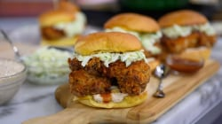 Meal-prep recipes: Marcus Samuelsson makes fried chicken 3 ways