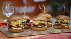 Grilling recipes: Make Jesse Bongiovi's Hampton Burger