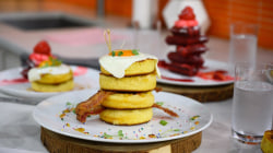Father's Day recipes: Make Darnell Ferguson's loaded pancakes