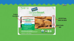Perdue recalls nearly 16 tons of chicken products