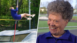 Meet the 85-year-old pole vaulter breaking records