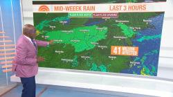 Millions across East face heavy rain, flood threats