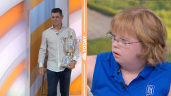 Gary Woodland surprises his biggest supporter