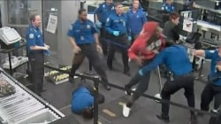 Texas man attacks TSA officers at Phoenix airport