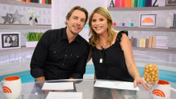 Dax Shepard talks latest projects, family and more with Jenna