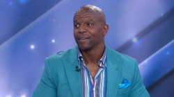 Terry Crews dishes on 'AGT' and dreaming big