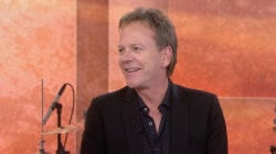Kiefer Sutherland chats 2nd country album, 'Reckless & Me,' and more
