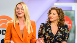 Justina Machado and Elisabeth Rohm dish on new Lifetime movie