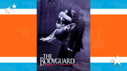 Kevin Costner shares secret about iconic poster for 'The Bodyguard'