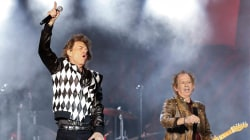 Mick Jagger makes triumphant return to stage after heart surgery
