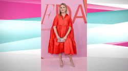 People had mixed feelings about Jenna's red cape dress