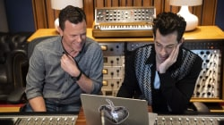 Music producer Mark Ronson on working with Lady Gaga, Miley Cyrus, Bruno Mars