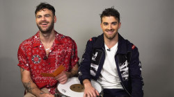 Bebe Rexha or Coldplay? The Chainsmokers pick who they'd rather be stranded with