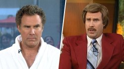 'Anchorman' star Will Ferrell appears on TODAY as Ron Burgundy and more