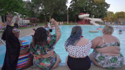 Fat Babes Club of Columbus takes body positivity poolside