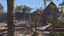 House explosion in California kills 1, injures 15