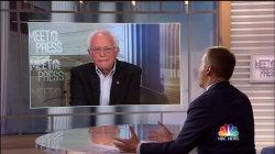 Full Sanders: Pelosi being 'a little bit' too tough on AOC