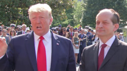Acosta resigns but Epstein problems continue for Trump