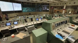 NASA Mission Control restored to the way it looked in 1969 for new museum