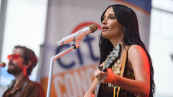 Kacey Musgraves performs 'Slow Burn' live on TODAY