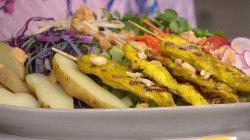 Summer lunch ideas: Make Daphne Oz's Thai chicken salad