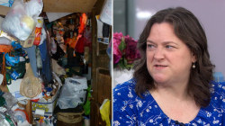 Daughter of a hoarder shares impact disorder has on families