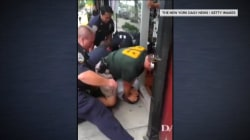 NYPD officer tied to Eric Garner's death won't face federal charges