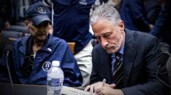 Jon Stewart slams Rand Paul for stalling 9/11 victims funding