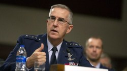 Air Force general accused of misconduct amid Joints Chiefs nomination