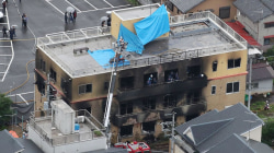 23 feared dead in suspected arson attack on Japan studio