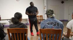 Gun violence activist is teaching Chicago kids to save lives
