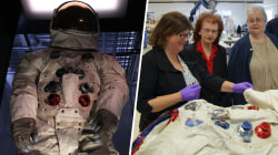 The story of Neil Armstrong's spacesuit, told by the women who made it