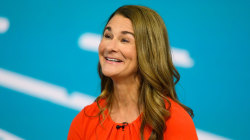 Melinda Gates on the importance of empowering women